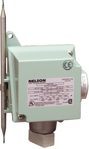 Nelson™ Heat Trace™ TA4X140 Thermostat