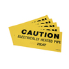 EasyHeat™ CS Caution Labels