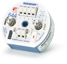 Rosemount 644 Temperature Transmitter