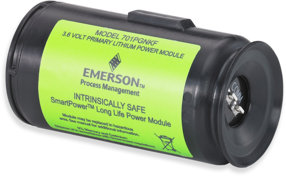emerson 701p green smartpower module