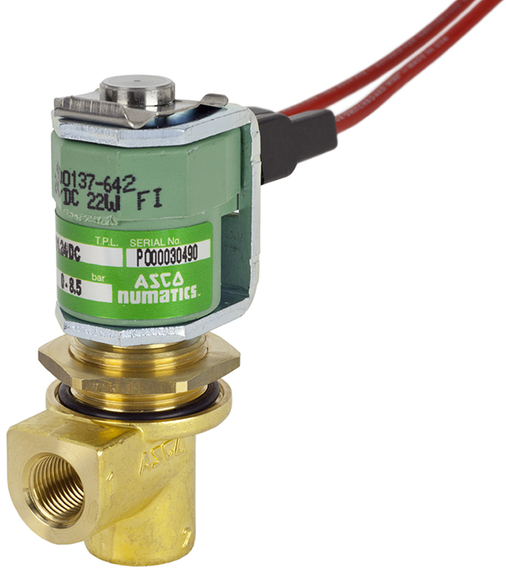 ASCO Series 257 Threaded