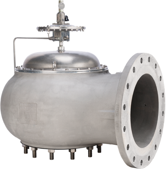 Series 90/9000 Pilot Operated Pressure Relief Valves