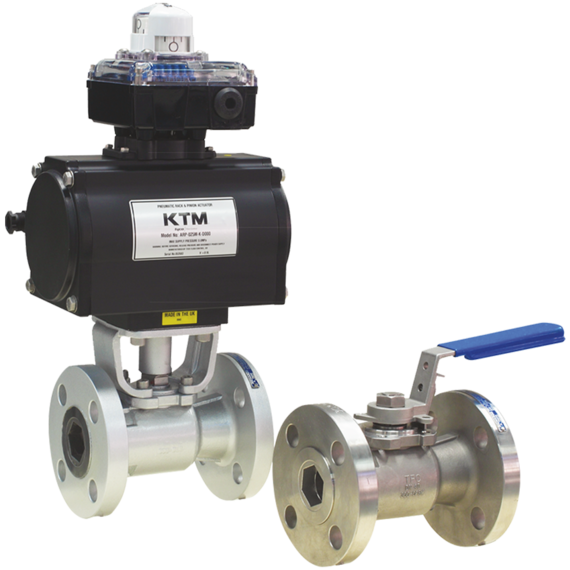 Series EB7 Unibody Floating Ball Valve