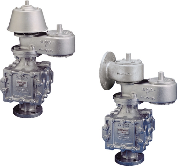 5810B and 5820B Series Relief Valve with Flame Arrester