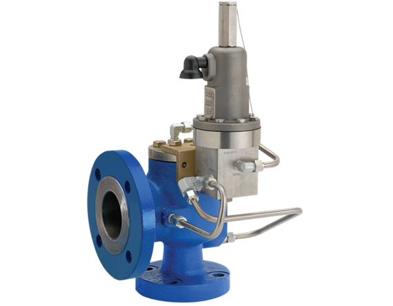 Series 200/400/500/700/800 Pilot Operated Relief Valves