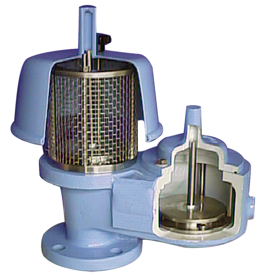 Marvac Series 121 Pressure and Vacuum Relief Valves