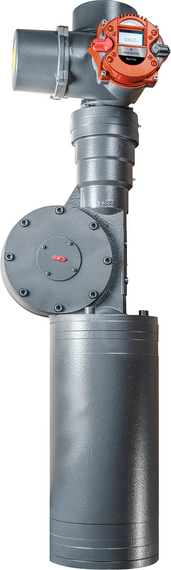 Bettis RTS FQ Fail-Safe Quarter-turn Electric Valve Actuator