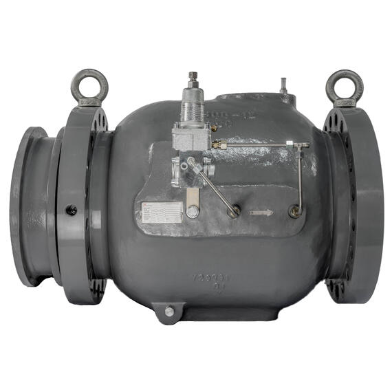 Type FLR Pilot Operated Pressure Reducing Regulator