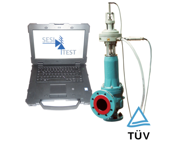 Sempell Mobile Test Equipment For Safety Valves SESITEST