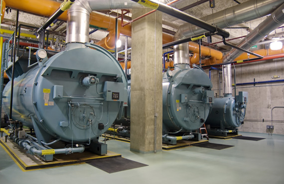 Boilers, cogens and steam systems are challenged with running smoothly and safely.