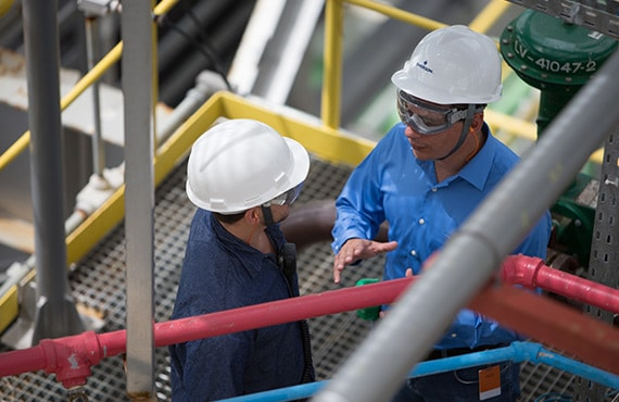 From production to delivery, today's oil and gas business operations need to perform reliably and safely to deliver real business results.